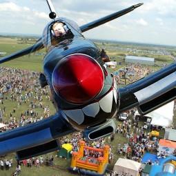 Праздник в честь Дня авиации