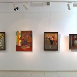 Выставка классической живописи «Сохраняя традиции»