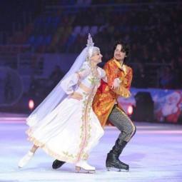 Юбилейное ледовое шоу  Ильи Авербуха «15 лет успеха»