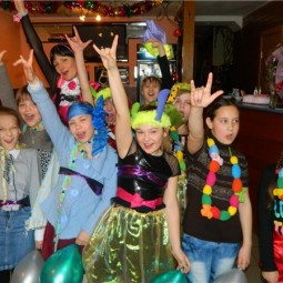 Праздник с феями Winx и героями Королевской Академии в ТРЦ «Планета»