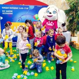 Барбоскины приглашают в детский клуб ТРЦ «Планета» в апреле