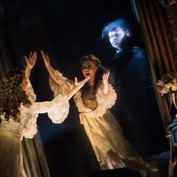Спектакль «Призраки оперы»