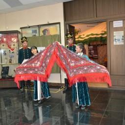 Выставка «Башкирские полки в Отечественной войне 1812 года»