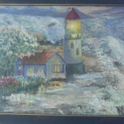 Выставка картин Валентины Яковлевны Сухих