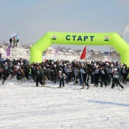Всероссийская гонка «Лыжня России-2017»