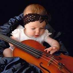 Концерт «Музыку слушаем вместе» длябудущих мам и малышей до трех лет