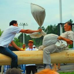 Праздник «Сабантуй» в парке «Кашкадан»
