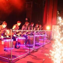 Барабанно-танцевальное шоу «Splash»