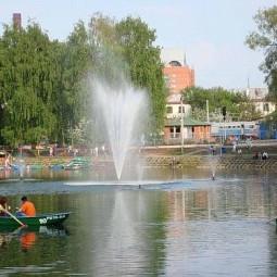 Фестиваль рыбной ловли «Рыбалка на «Солдатском озере»