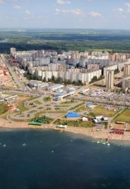 Парк культуры и отдыха «Кашкадан»