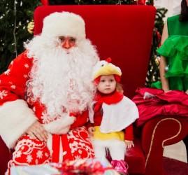 Новогодние детские праздники в «Планете»