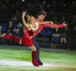 Ледовый спектакль «Новые бременские музыканты на льду»