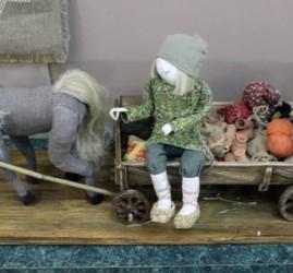 Выставка «Из глубины столетий. Сказки народов России»