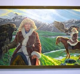 Выставка «Великий Шёлковый путь»