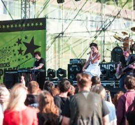 Рок-фестиваль «PARKFEST 2017»