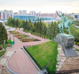 Уфа приглашает гостей и туристов