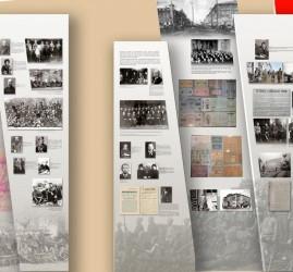 Экспозиции «Революция 1917 года. Гражданская война и образование Башкирской Республики» в Национальном музее РБ