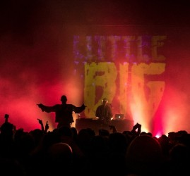 Концерт «Little Big» - «Pop On The Top Tour»