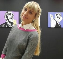 Виктория Складчикова, стэнд ап