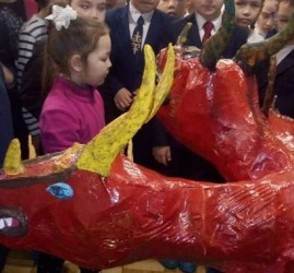 Выставка «Победи Дракона»