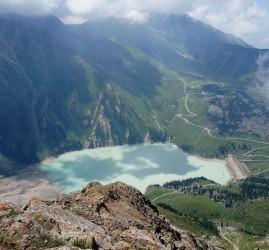 Тур по Казахстану и горам Тянь