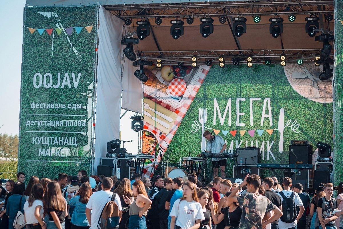 фестиваль МЕГА Пикник