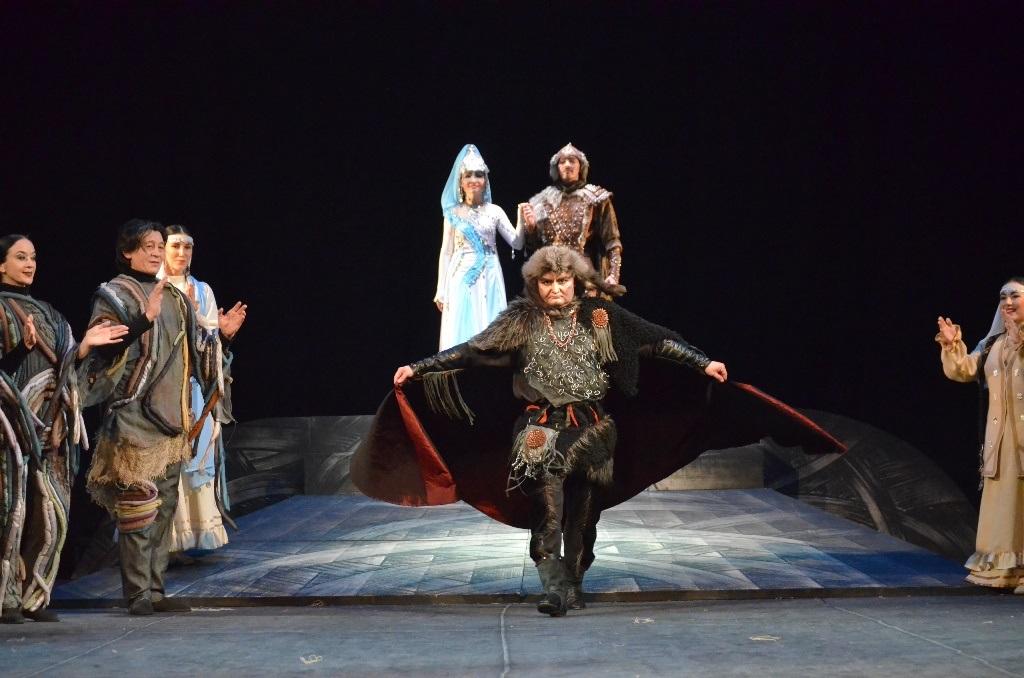 Мюзикл «Легенды Урала»