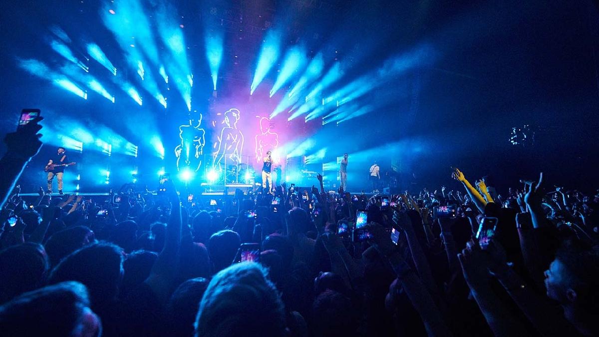 Концерт ЛСП 2021