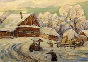 Выставка Сагита Гималетдинова «Вдохновенный край»