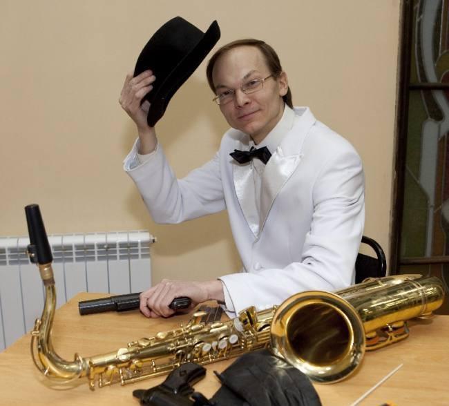 Концерт «Джаз-квартет Олега Касимова «Четыре плюс»