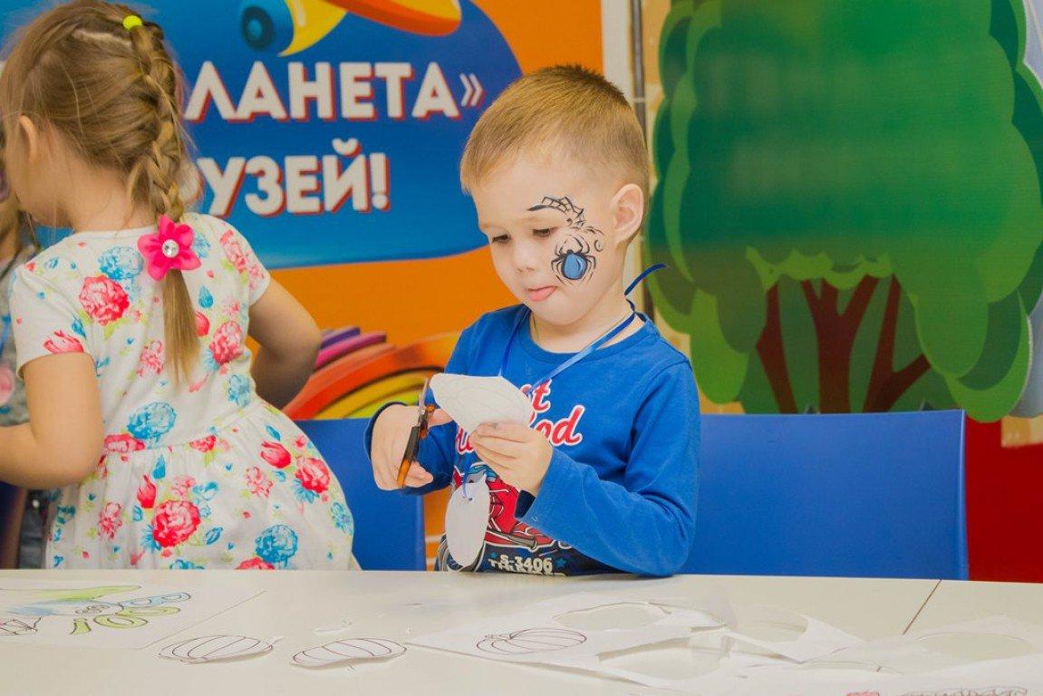 Дети играют в«Планете»: программа детского клуба наянварь