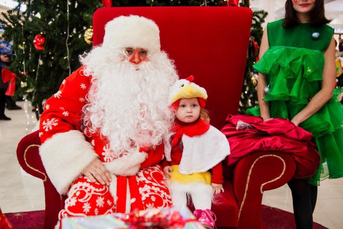Новогодние детские праздники в«Планете»