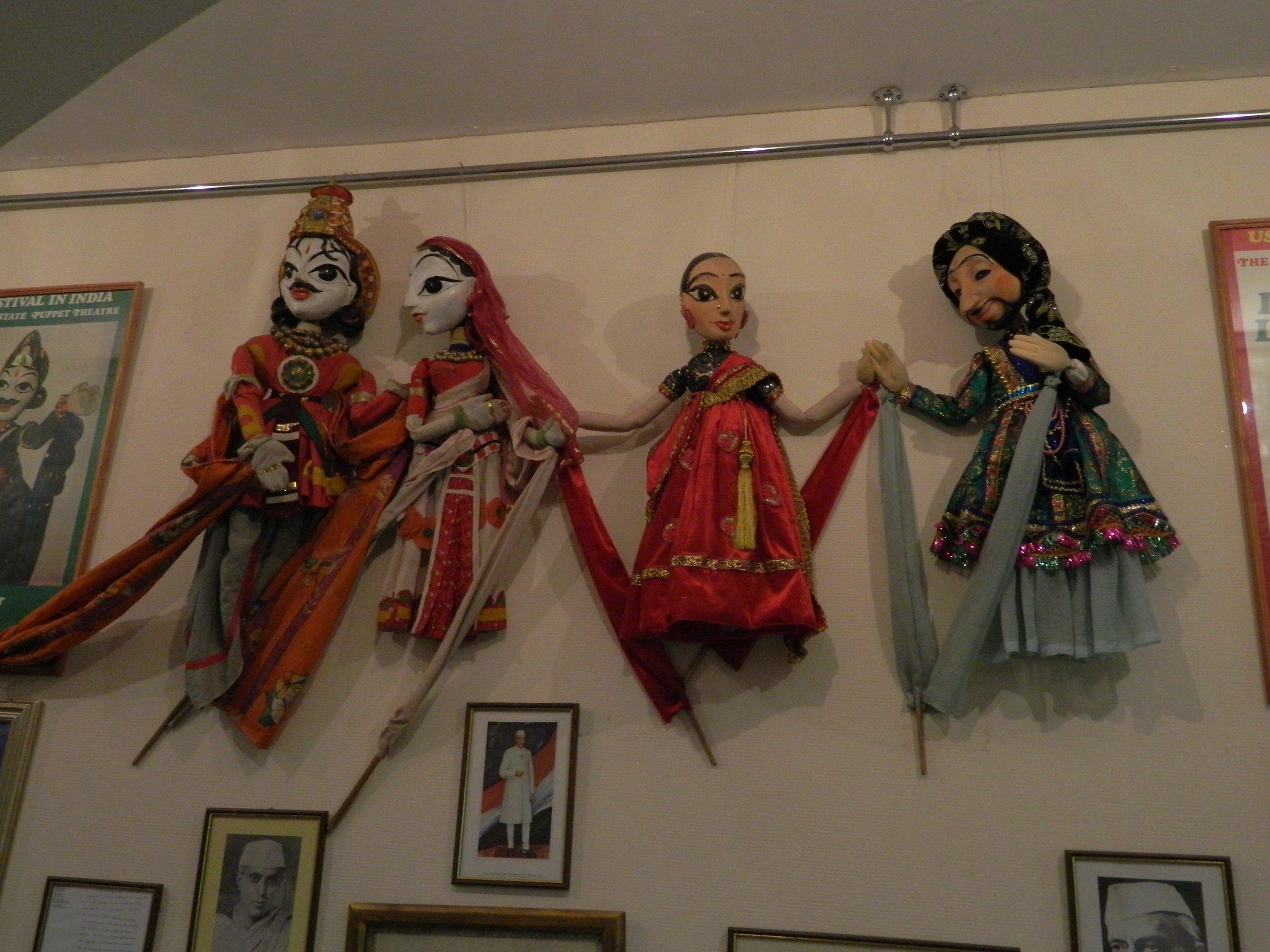 Выставка «От Петрушки кПрометею»