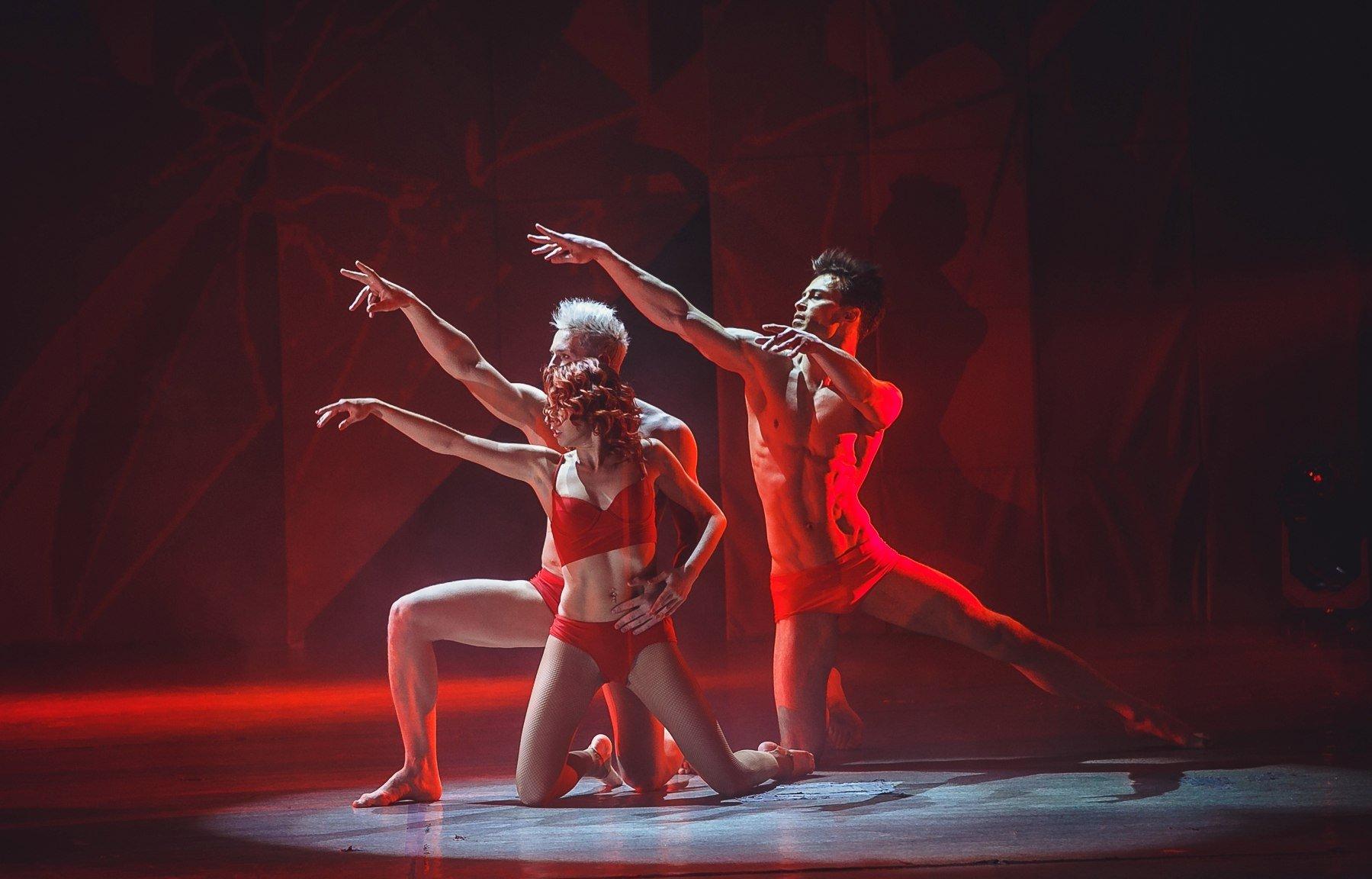 «FLEXX BALLET» танцевальное 3D шоу «ELEMENTS»