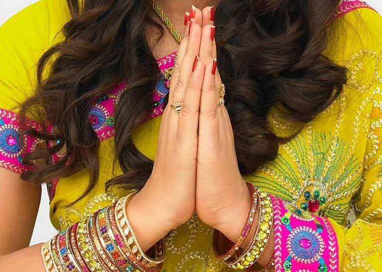 Фестиваль «Намасте, Индия!»