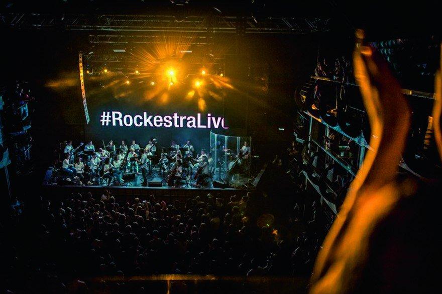 Симфоническое шоу «RockestraLive»
