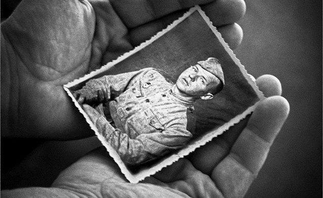 Фотовыставка посвященная 71-ой годовщине Победы вВОВ