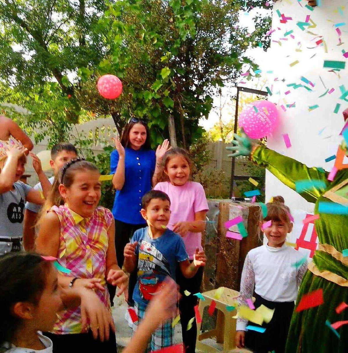 Детский фестиваль «Огни зажигают таланты»