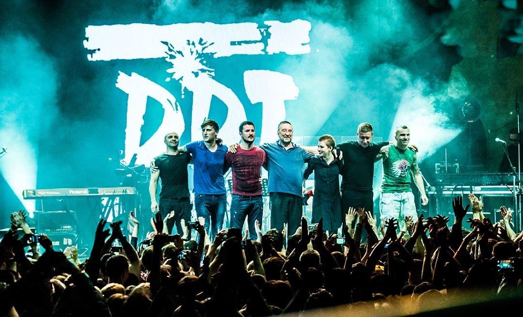 Концерт группы «ДДТ».«История звука»