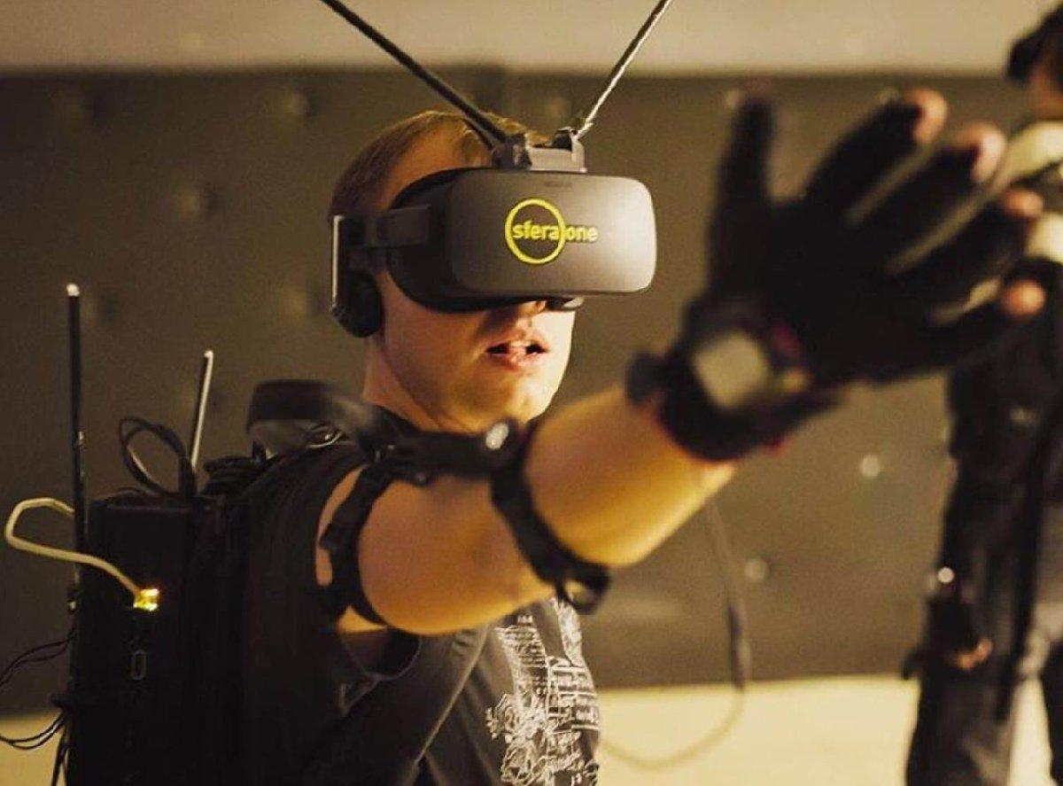 Sfera.one Уфа— парк виртуальной реальности