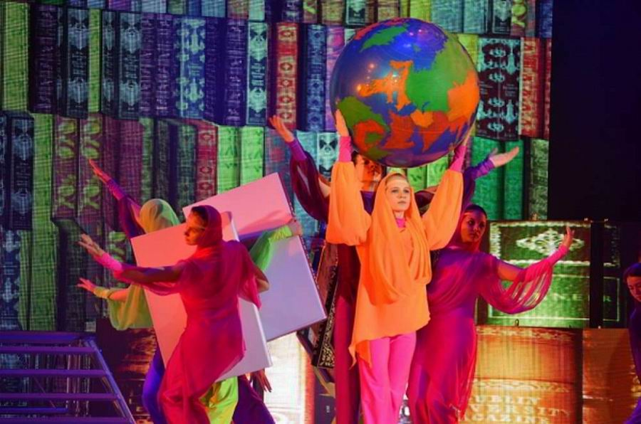 Гала-концерт фестиваля «Студенческая весна— 2016»