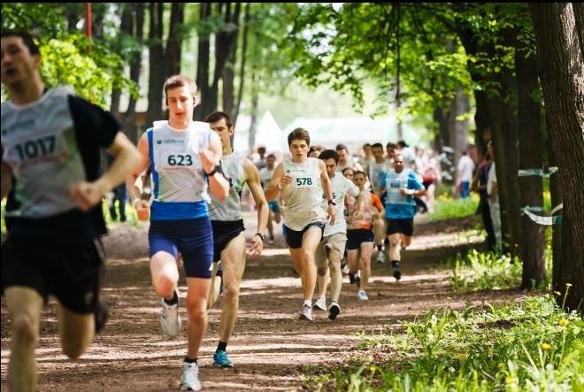 Забег «Зеленый марафон»