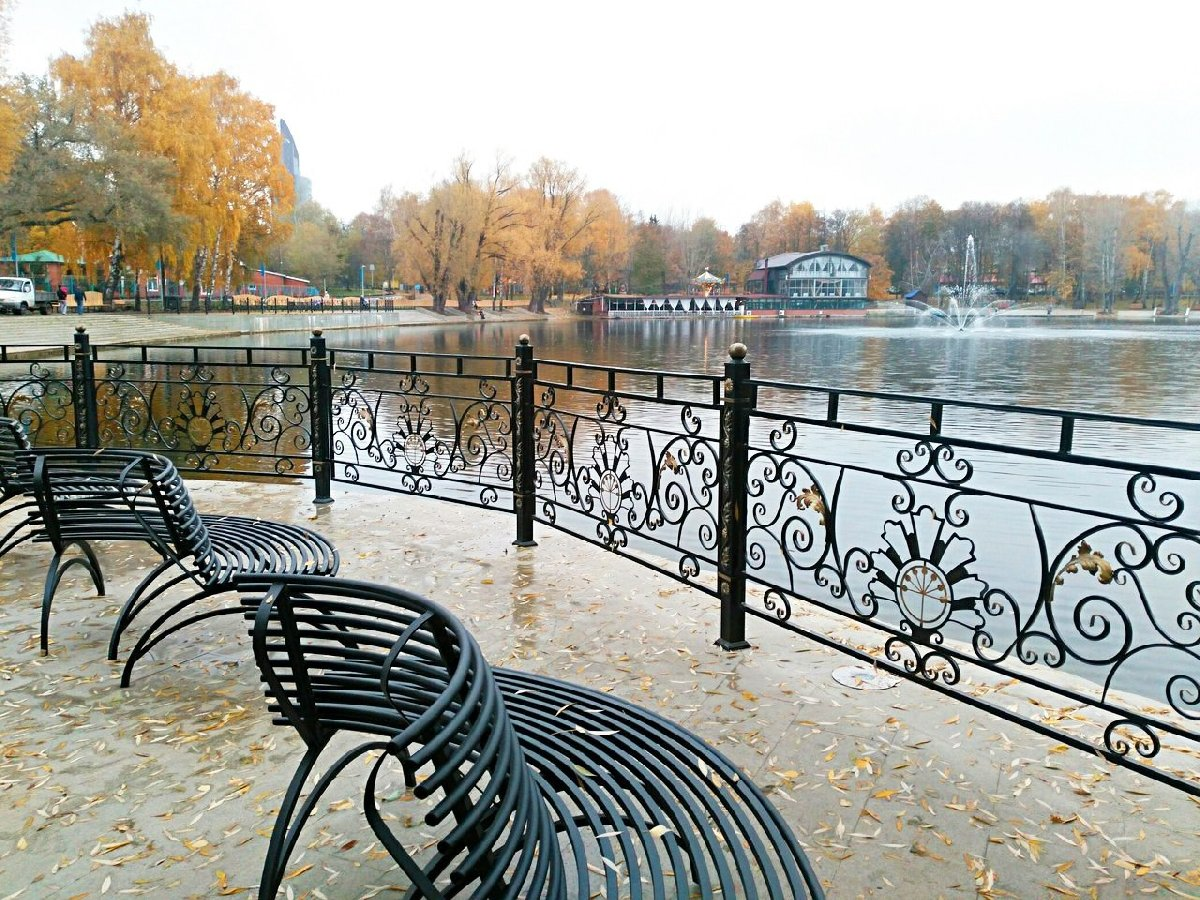 Праздник «Улыбки осени»