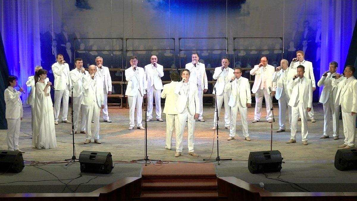 Конкурс мужских вокальных коллективов «О чем поют мужчины?»