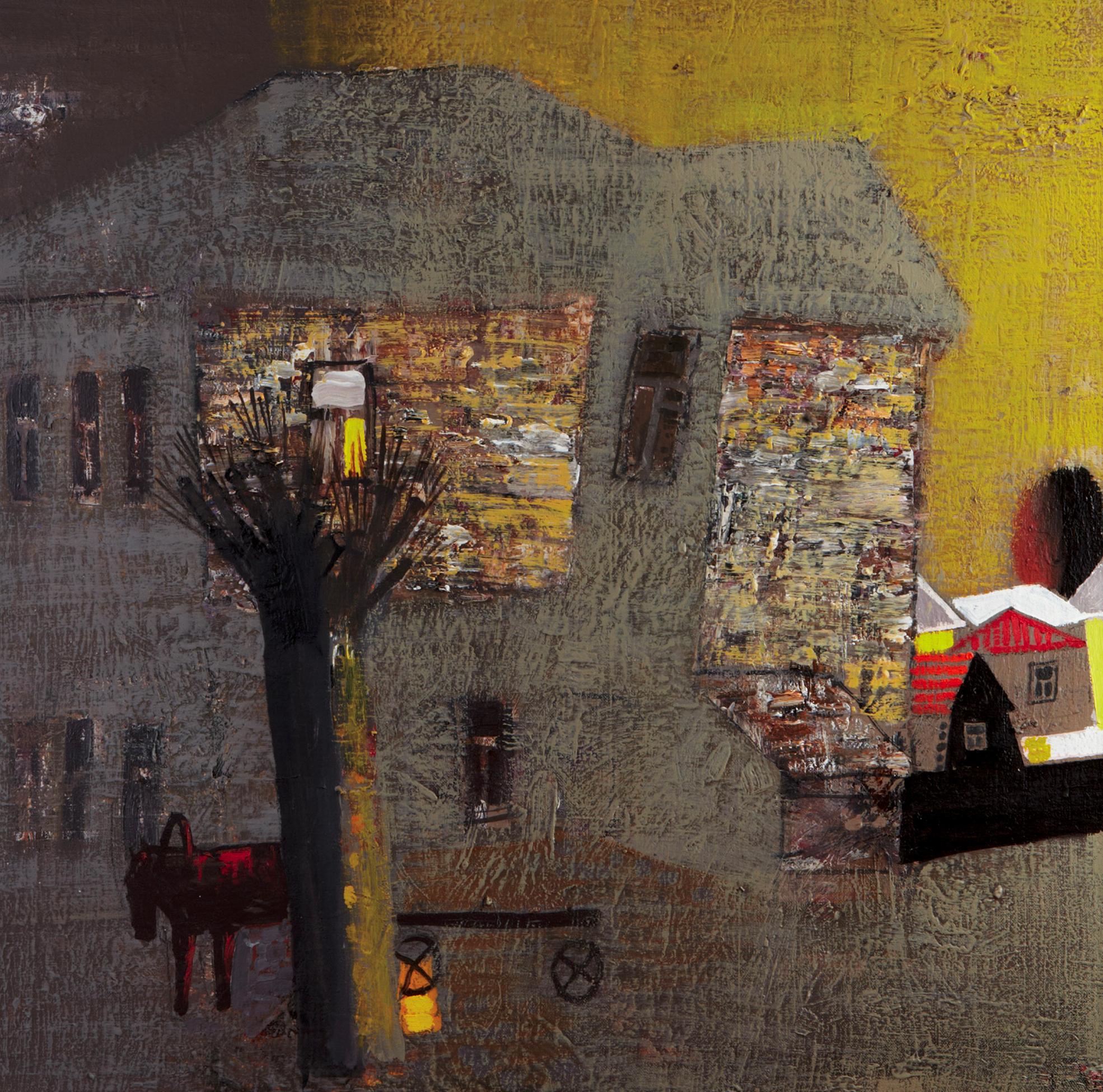 Выставка Александра Новика