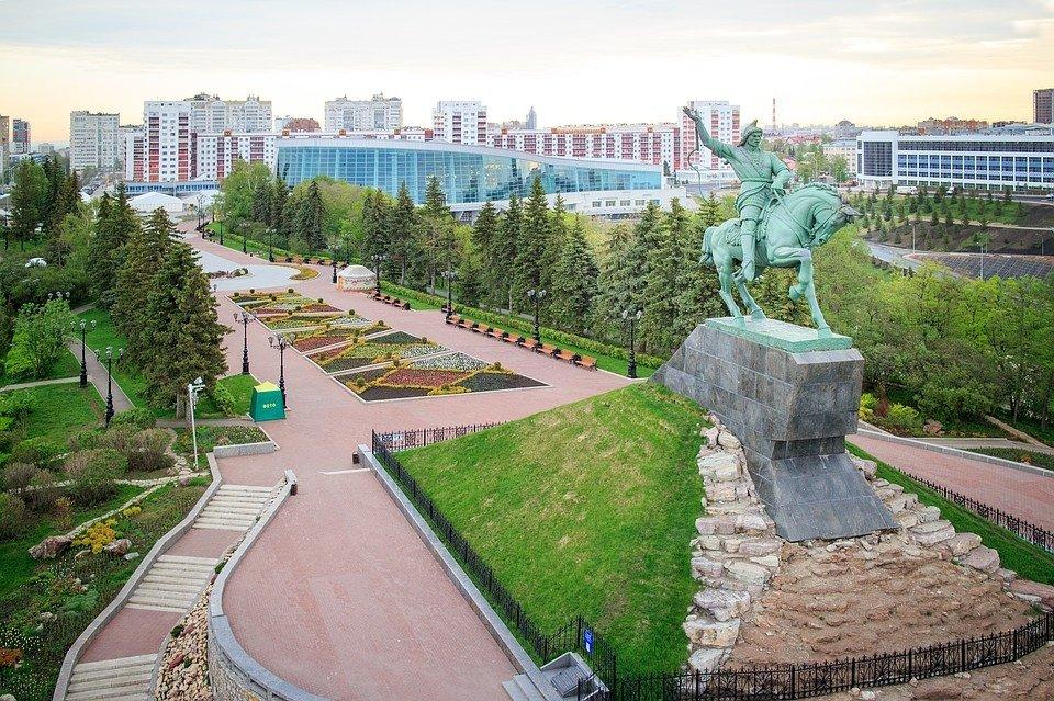 Уфа приглашает гостей итуристов