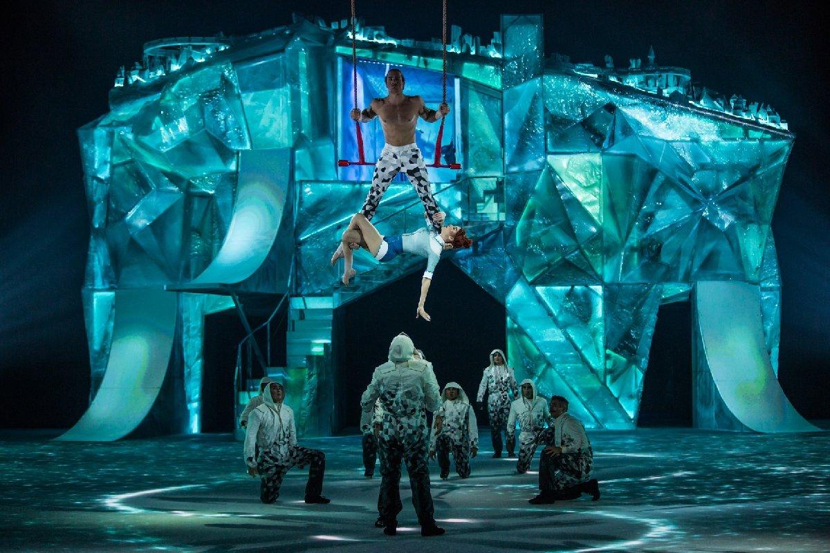 Crystal. Cirque duSoleil