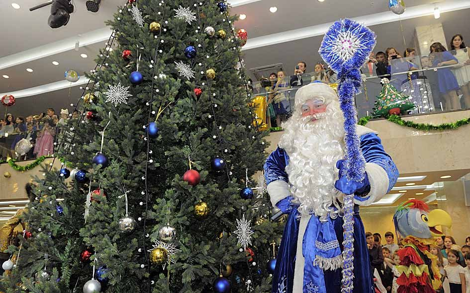 Ёлка Главы Республики Башкортостан— 2016 «Новогодняя сказка»