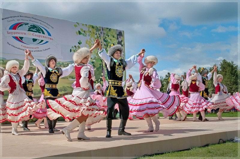 Международный фестиваль национальных культур «Берҙәмлек»