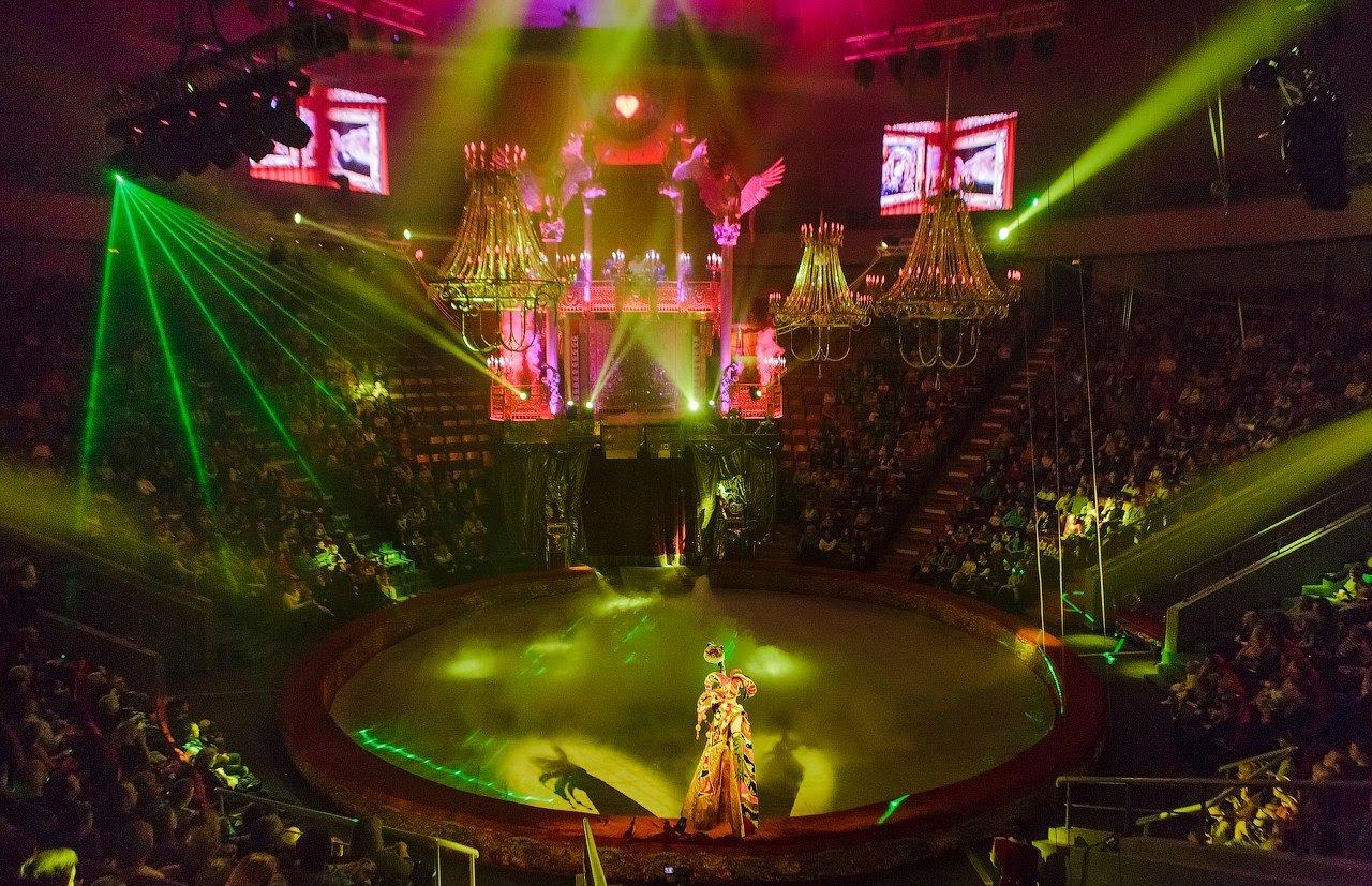 Уфимский государственный цирк